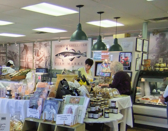 North shore dish market for Fish stores in ma